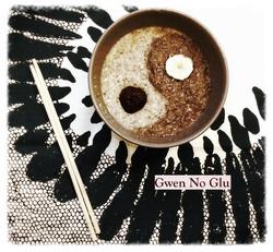 Le Yin/Yang porridge