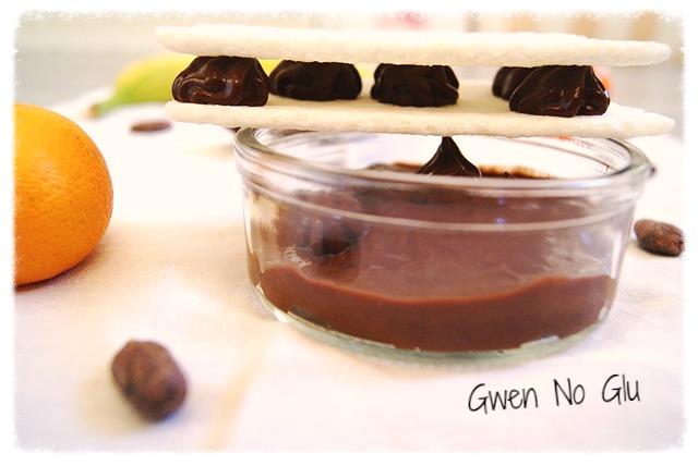 Crème/Ganache au chocolat