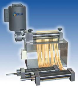 Máquina para massas de macarrão