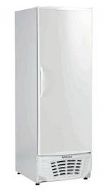 Freezer Vertical para estoque de Salgadinhos