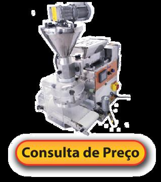 Máquina de Salgados Novo Modelo
