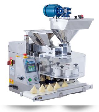 Máquinas Automáticas para Fabricar Coxinhas e Salgados