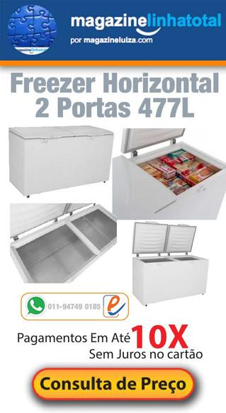 Procurando Freezer horizontal?