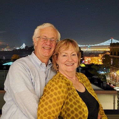 Laura Powell & Chuck Byce