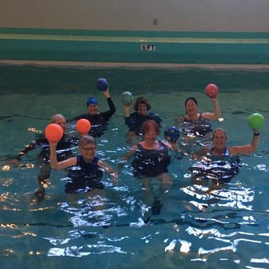 Aqua Fitness Friends