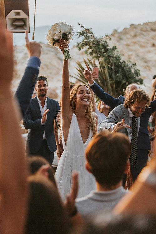 Wedding planning & design services: complete wedding planning