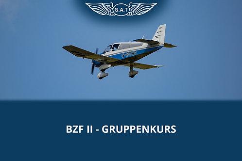 BZF II - Gruppenkurs