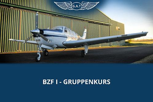 BZF I - Gruppenkurs