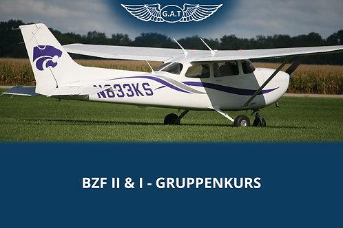 BZF II & I - Gruppenkurs