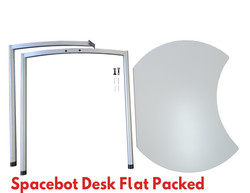 Spacebot Desk Flat Packed