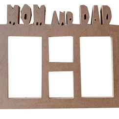 Mom and Dad Frame