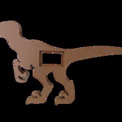 Velociraptor Silhouette