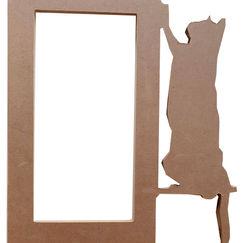 Hanging Cat Frame