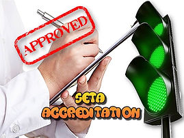 Seta Accreditation, Seta Services, seta registration