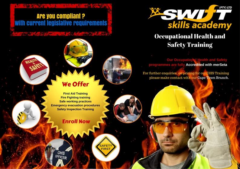 firefighting training