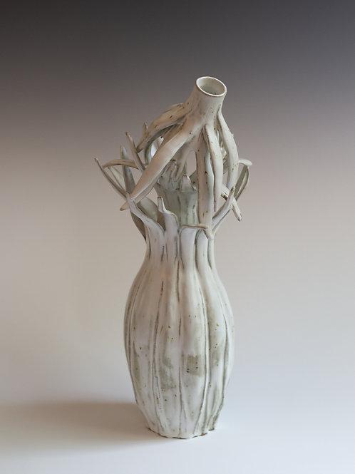 """Gordon Moore, """"Petal Vase,"""" 2019"""