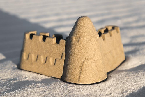 """Ray Ewing, """"Sand Castle #3,"""" 2016"""