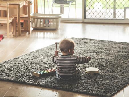 Sikring af hjemmet til baby: Disse fem farer skal du kende