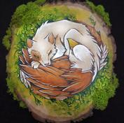 Illustration Commission: Wolf Eagle Unity