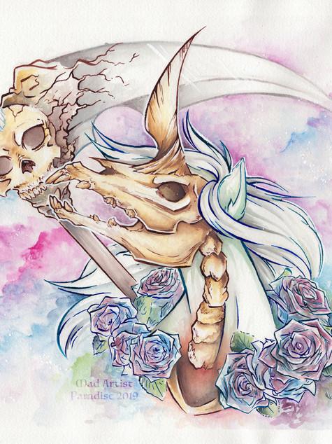 Junicorn: Death