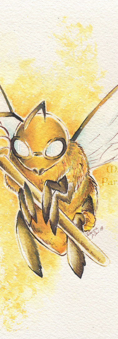Honey Bee, 2018