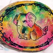 Illustration Commission: Baby Elephant
