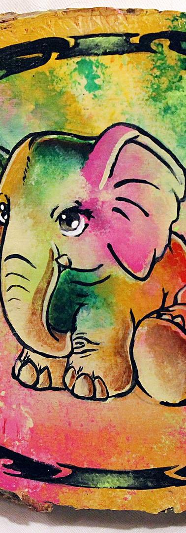 Baby Elephant, 2016
