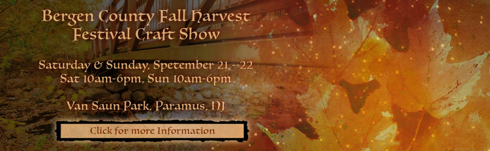 Bergen County Fall Harvest