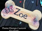 Custom Design: Butterfly