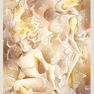 ~ Fire Faerie ~