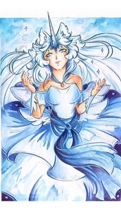 Junicorn in Terratoff: Mystical