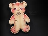 Pink Bear V1