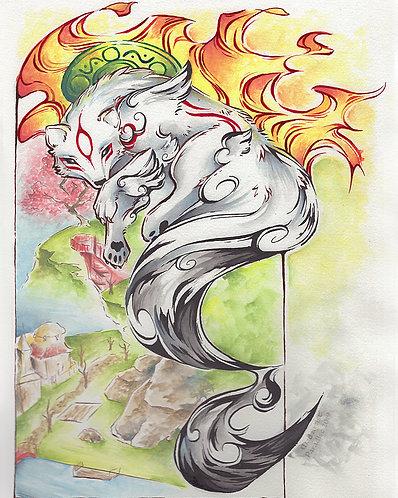 Okami: Amaterasu