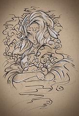 Wind Elf with Ivy V2