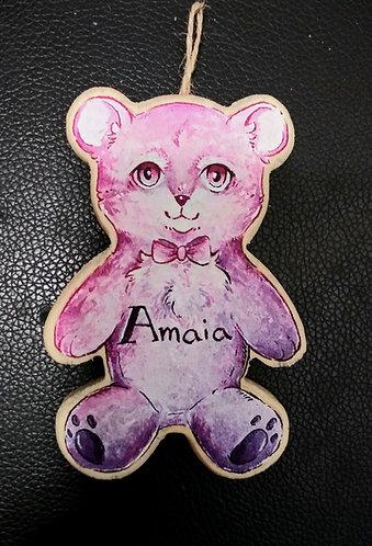 Bear Ornament