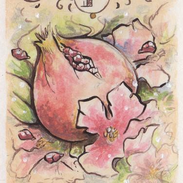 Day 16 - Pomegranate