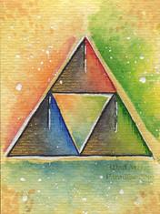LoZ - Triforce
