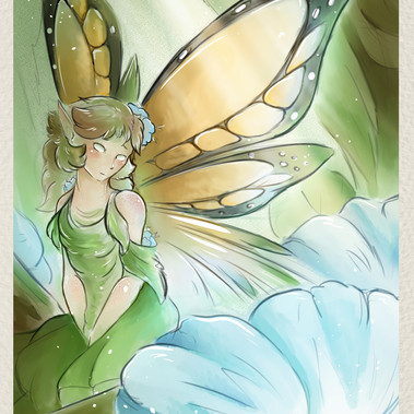 ~ Earth Faerie ~