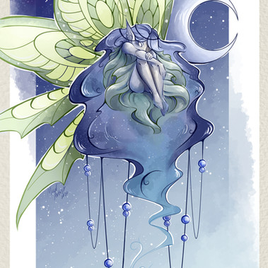 ~ Moon Faerie ~