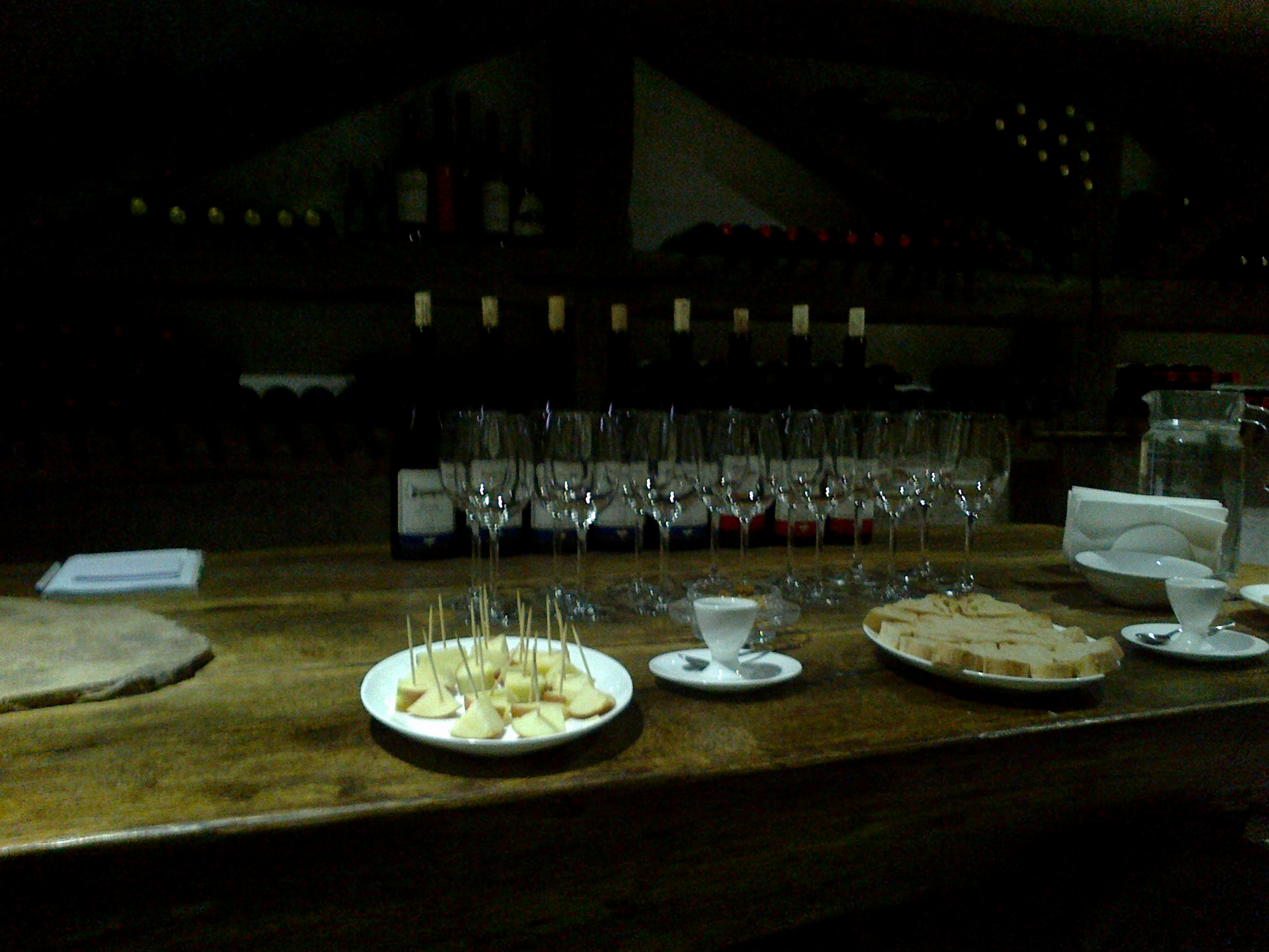 Wine Tasting Khareba Winery