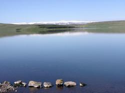Saghamo Lake Javakheti Upland