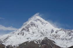 Kazbegi Glacier 5047 mt