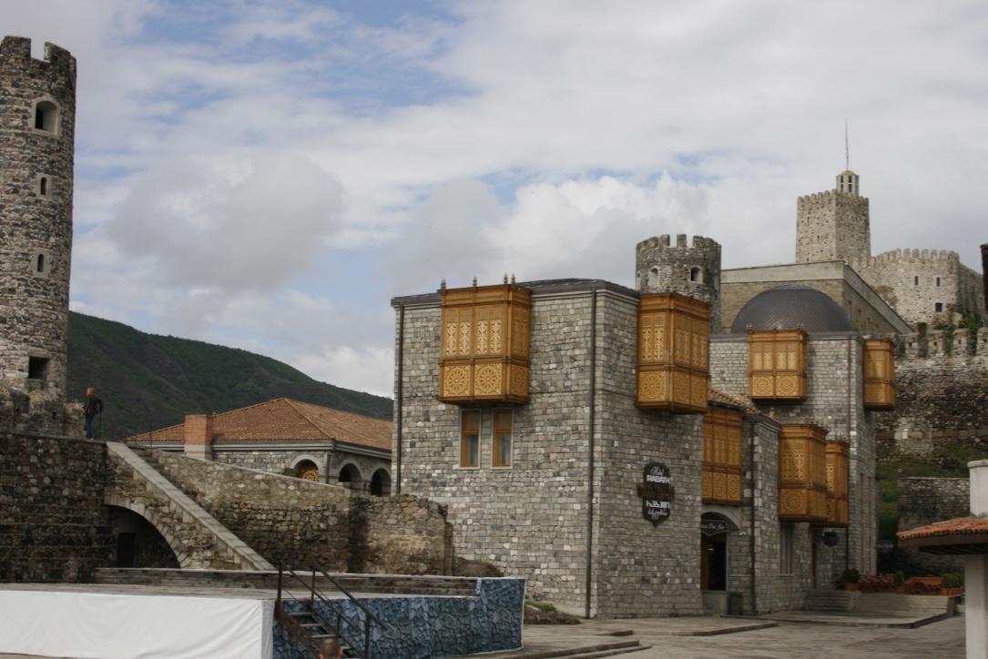 Akhaltsikhe Fortress Rabathi Samtskhe Region