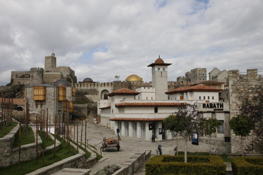 Akhaltsikhe Fortress Rabati Samtskhe