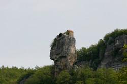 Katskhi Pillar Imereti Region