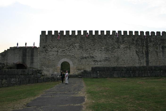 Nokalakevi Fortress, Samegrelo regn