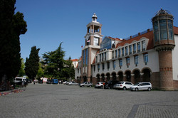 Sighnaghi Town of Love City Hall