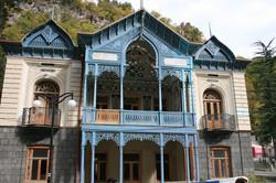 Palace in Borjomi