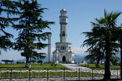Tower of Chacha in Batumi