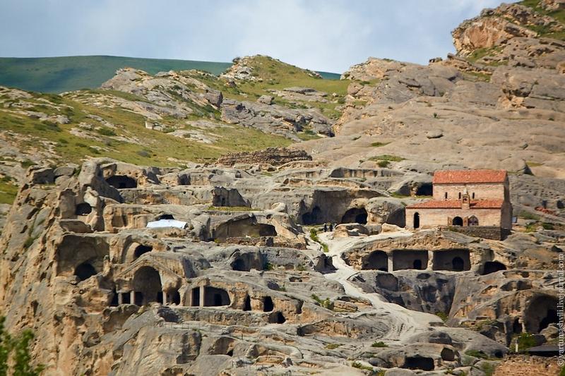 Uplistsikhe Cave Town